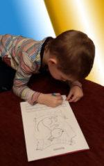 Подготовка к письму. Прописи для детей.
