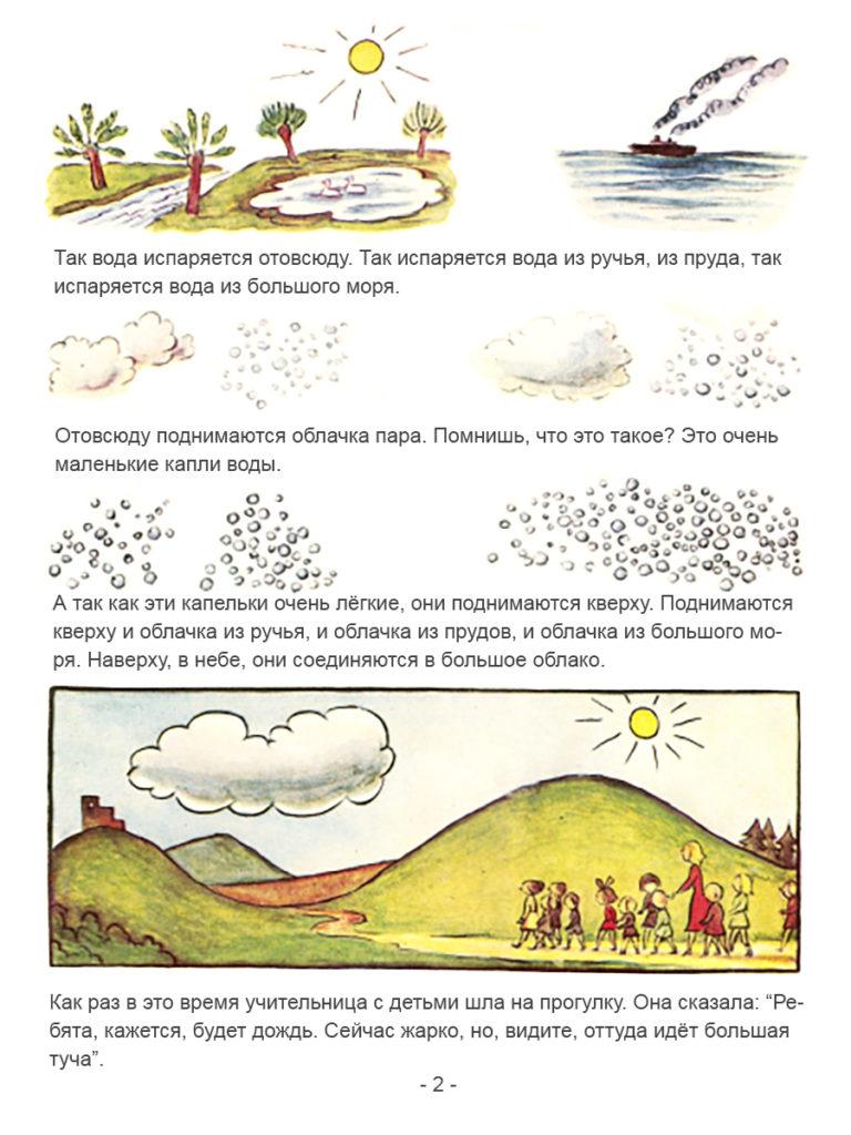 стихи о дожде