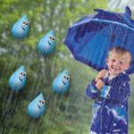Стихи и загадки о дожде