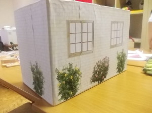 домик для куклы