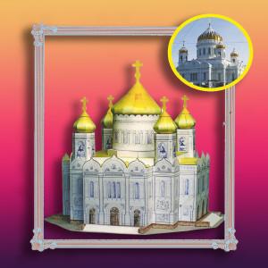 поделка храм