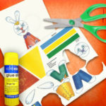Аппликации из бумаги с готовыми шаблонами для детей 4-5 лет